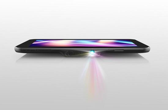 Китайцы выпустили планшеты с проектором — U7h и U7