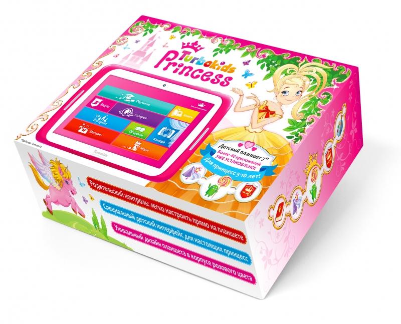 Turbokids Princess - обзор планшета