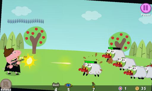 Свиньи мстят скачать на Андроид