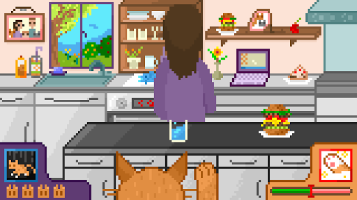 Trouble Cat скачать на Андроид