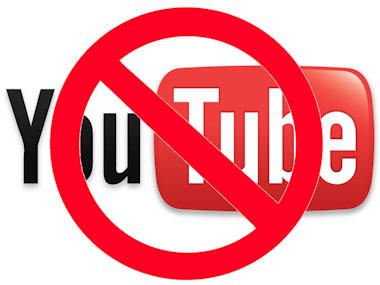 Почему не работает youtube на планшете?