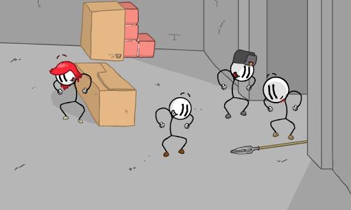Fleeing the Complex скачать на Андроид