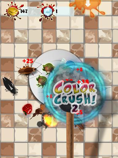 Food Defense - Bug smasher на Андроид
