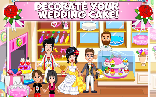 My Town: Wedding скачать на планшет Андроид