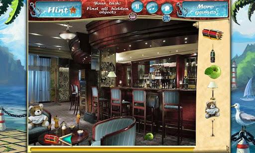 Игра Поиск предметов: Лайнер для планшетов на Android