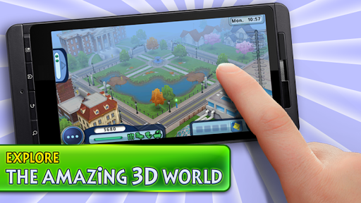 The Sims™ 3 для планшетов на Android