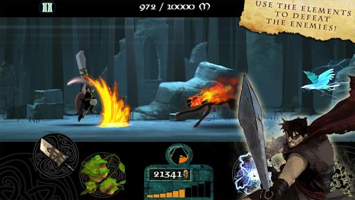 Игра Dark Guardians для планшетов на Android