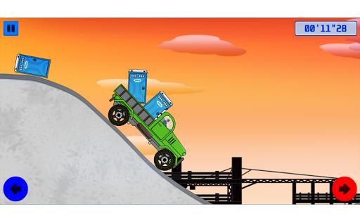 American Truck Transporter 2D скачать на Андроид