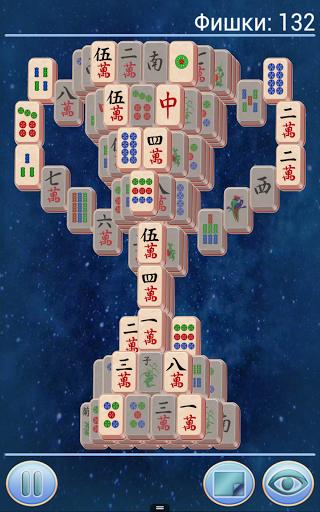 Игра Маджонг 3 для планшетов на Android