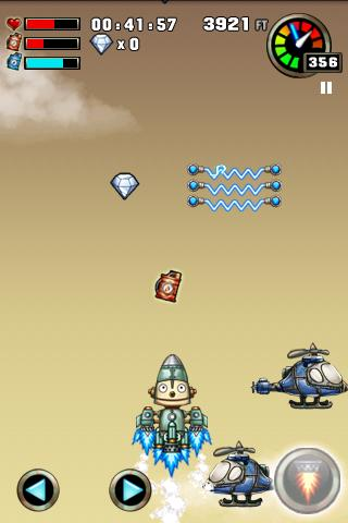 Игра Robot Adventure для планшетов на Android