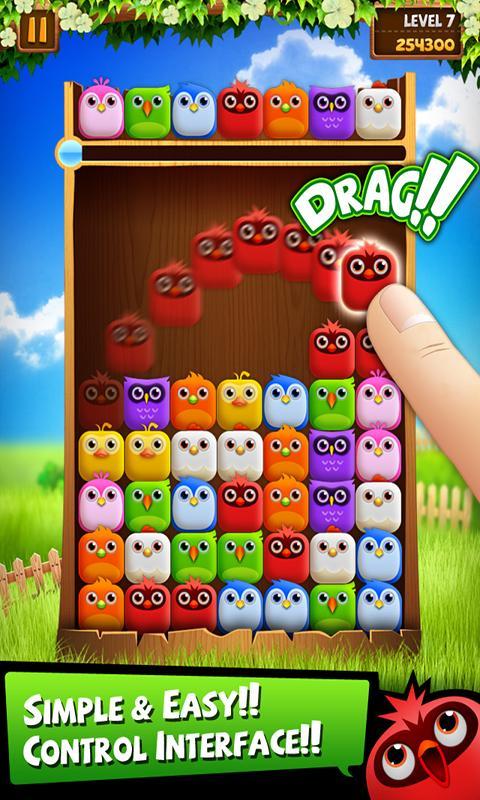Игра Birzzle для планшетов на Android