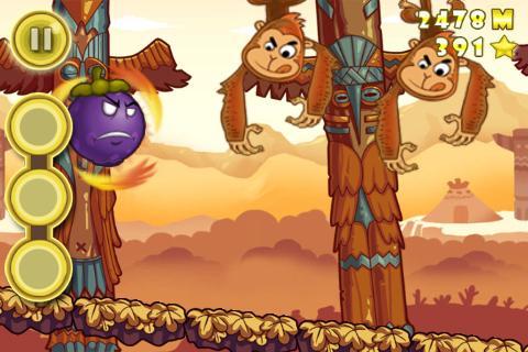 Игра Fruit Roll Pro для планшетов на Android