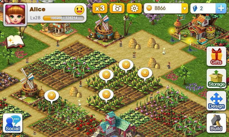 Игра Miracle City Online на Андроид
