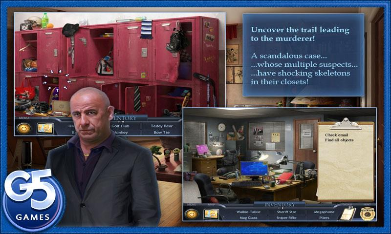 "Игра ""Special Enquiry Detail"" для планшетов на Android"