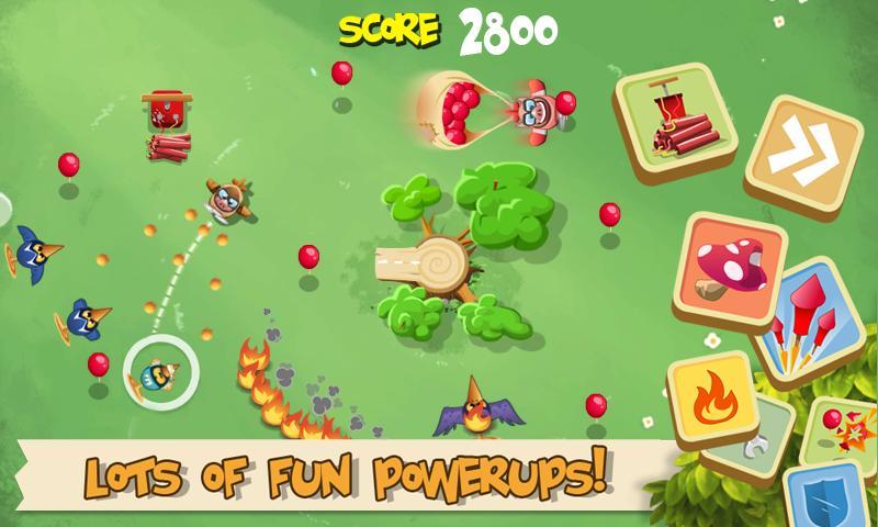 Игра Pigs in Trees для планшетов на Android