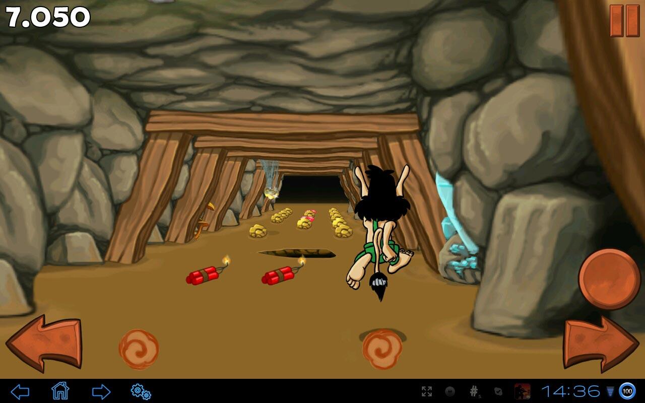 "Игра ""Hugo Retro Mania"" для планшетов на Android"