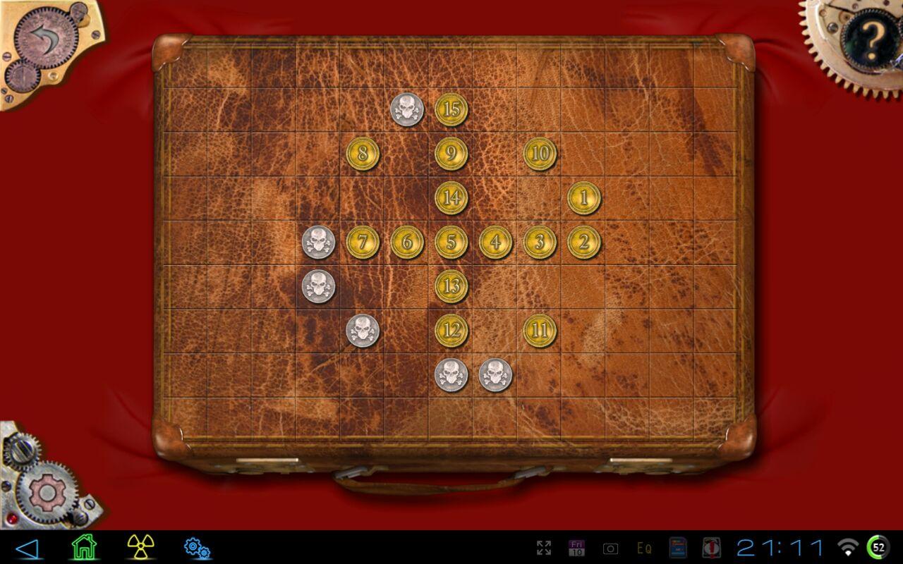 """Игра """"Игры Разума"""" для планшетов на Android"""