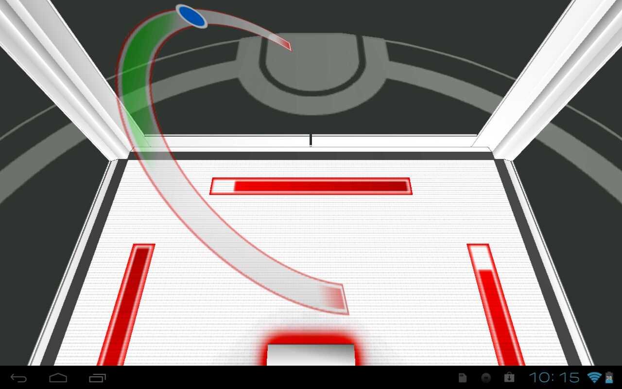 """Игра """"The Cube"""" для планшетов на Android"""