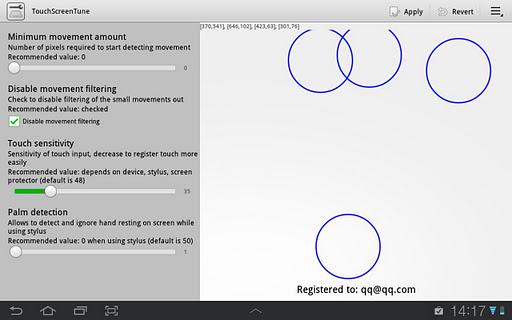 Как откалибровать экран, акселерометр на планшете