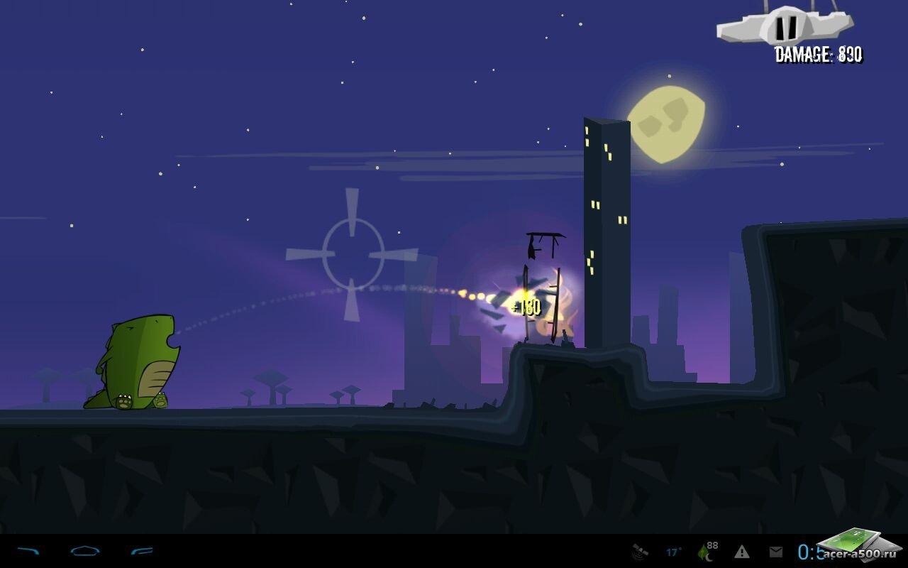 """Игра """"Burn The City"""" для планшетов на Android"""