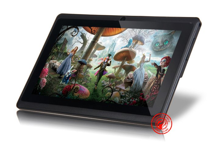 Allwinner A13 Q88 — обзор + видеообзор планшета
