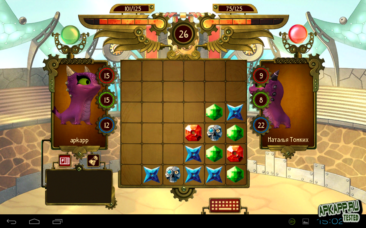 "Игра ""Dragon It Online: MMO & PVP"" на Андроид"