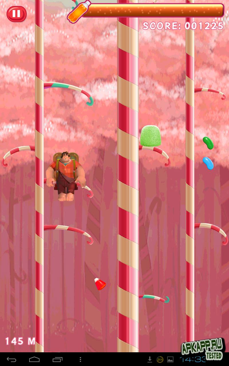 "Игра ""Wreck-it Ralph"" для планшетов на Android"