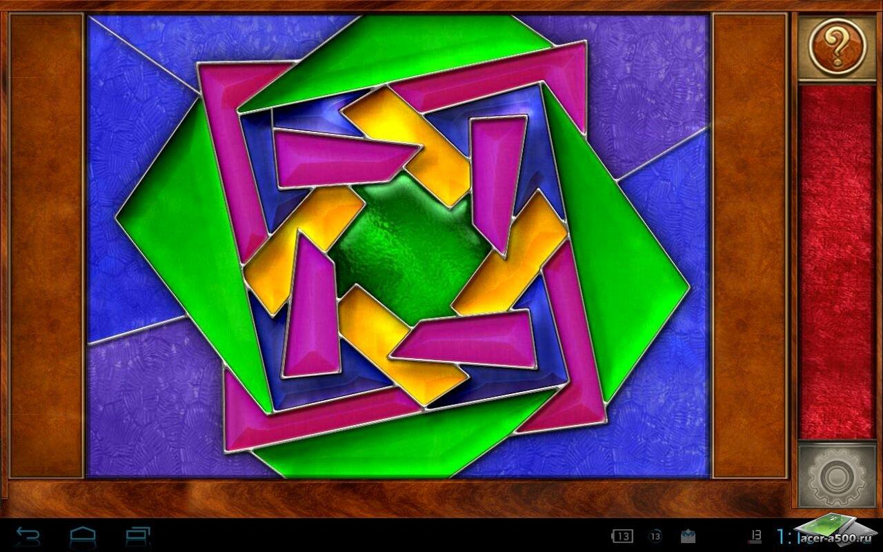"Игра ""Patchworkz"" для планшетов на Android"