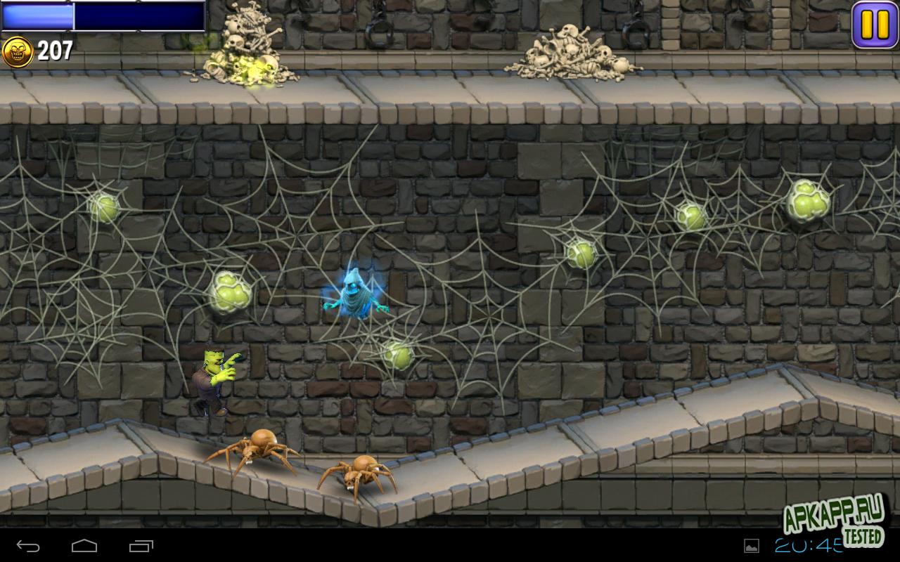 """Игра """"Monster Crew"""" для планшетов на Android"""