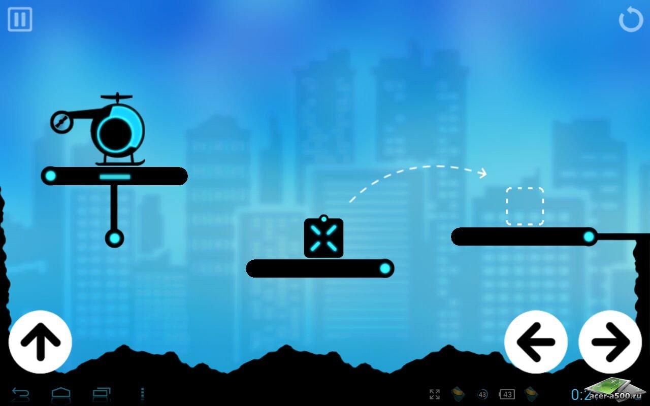 "Игра ""Fly Cargo"" для планшетов на Android"