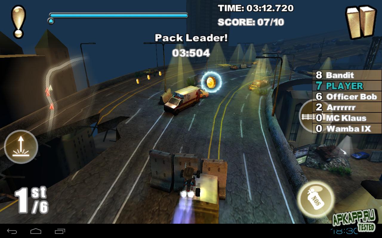 "Игра ""Cracking Sands"" для планшетов на Android"