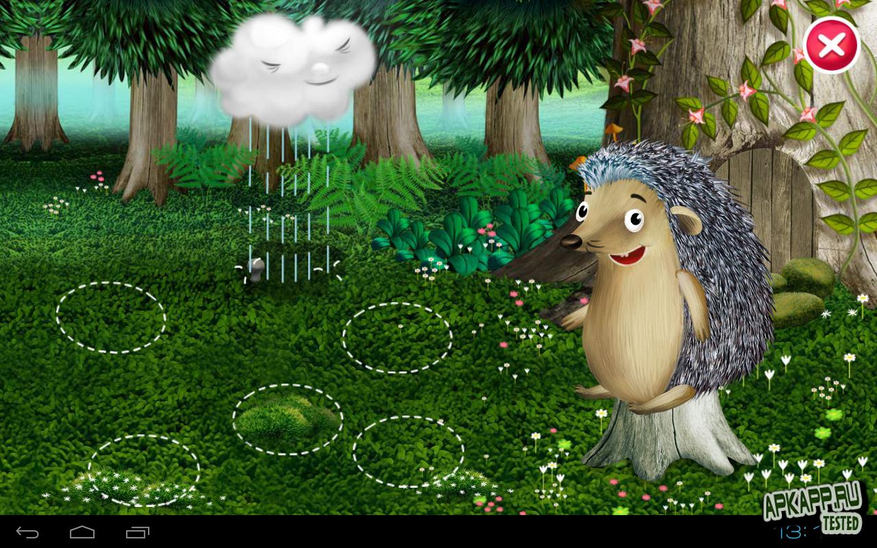 "Игра ""Pepi Tree"" для планшетов на Android"