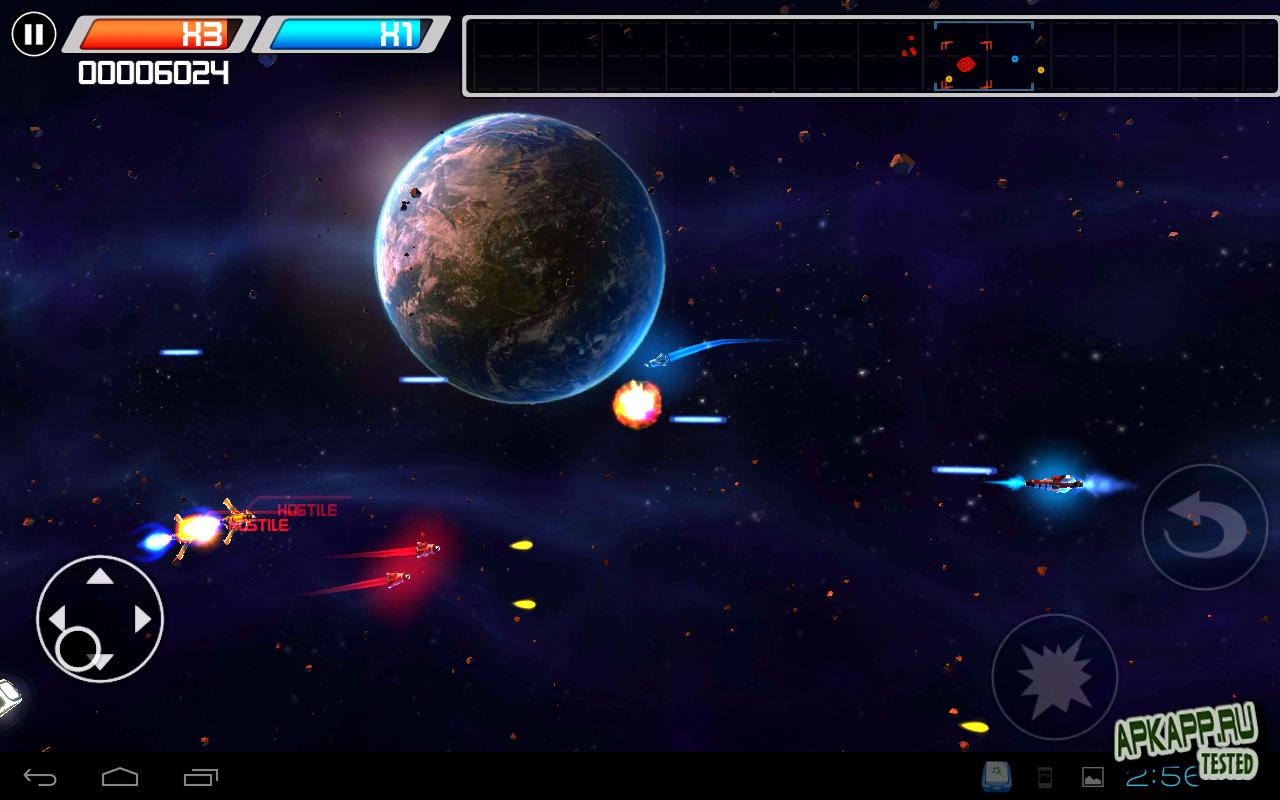 """Игра """"Syder Arcade HD"""" для планшетов на Android"""