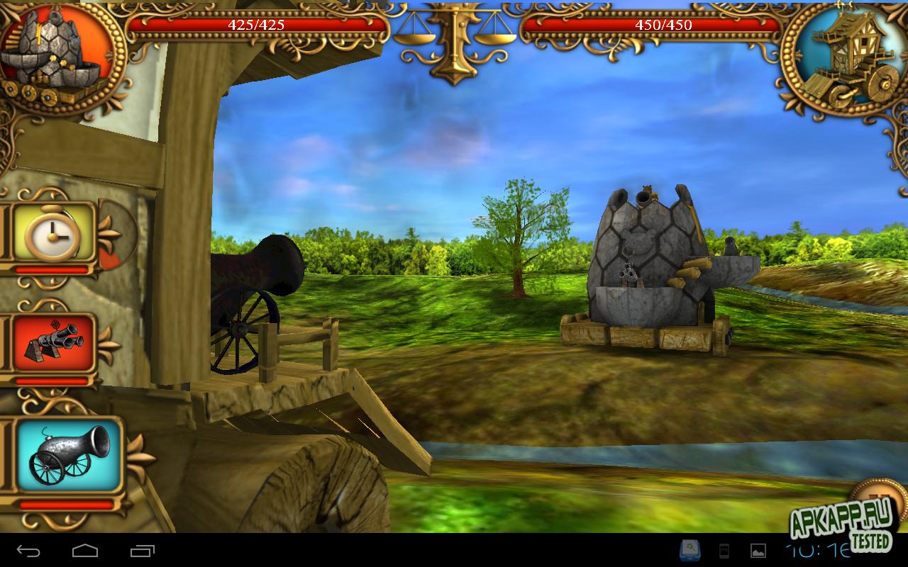 "Игра ""Bang: Battle of Manowars"" для планшетов на Android"