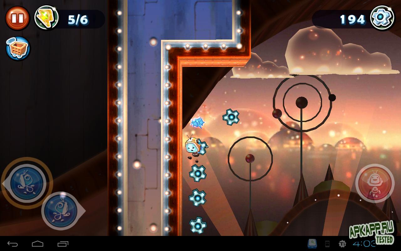 """Игра """"Cordy 2"""" для планшетов на Android"""