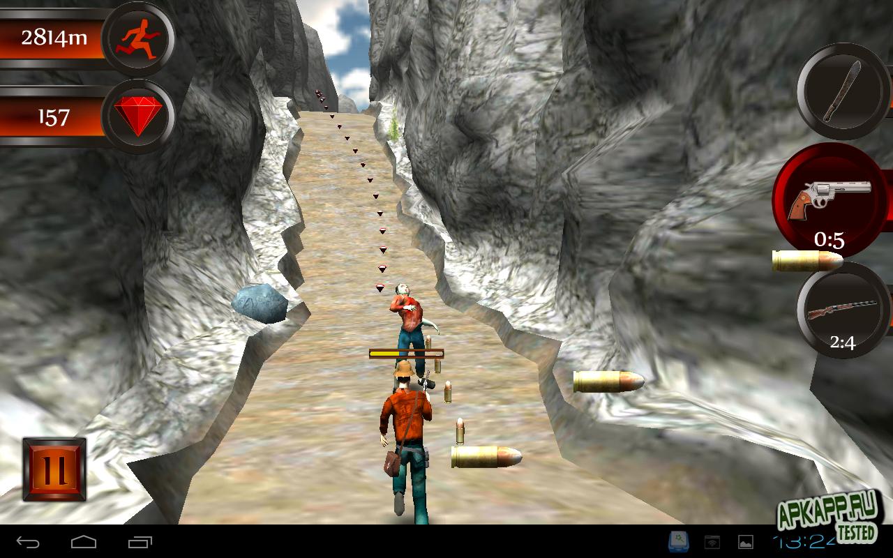 "Игра ""Cave Escape"" для планшетов на Android"