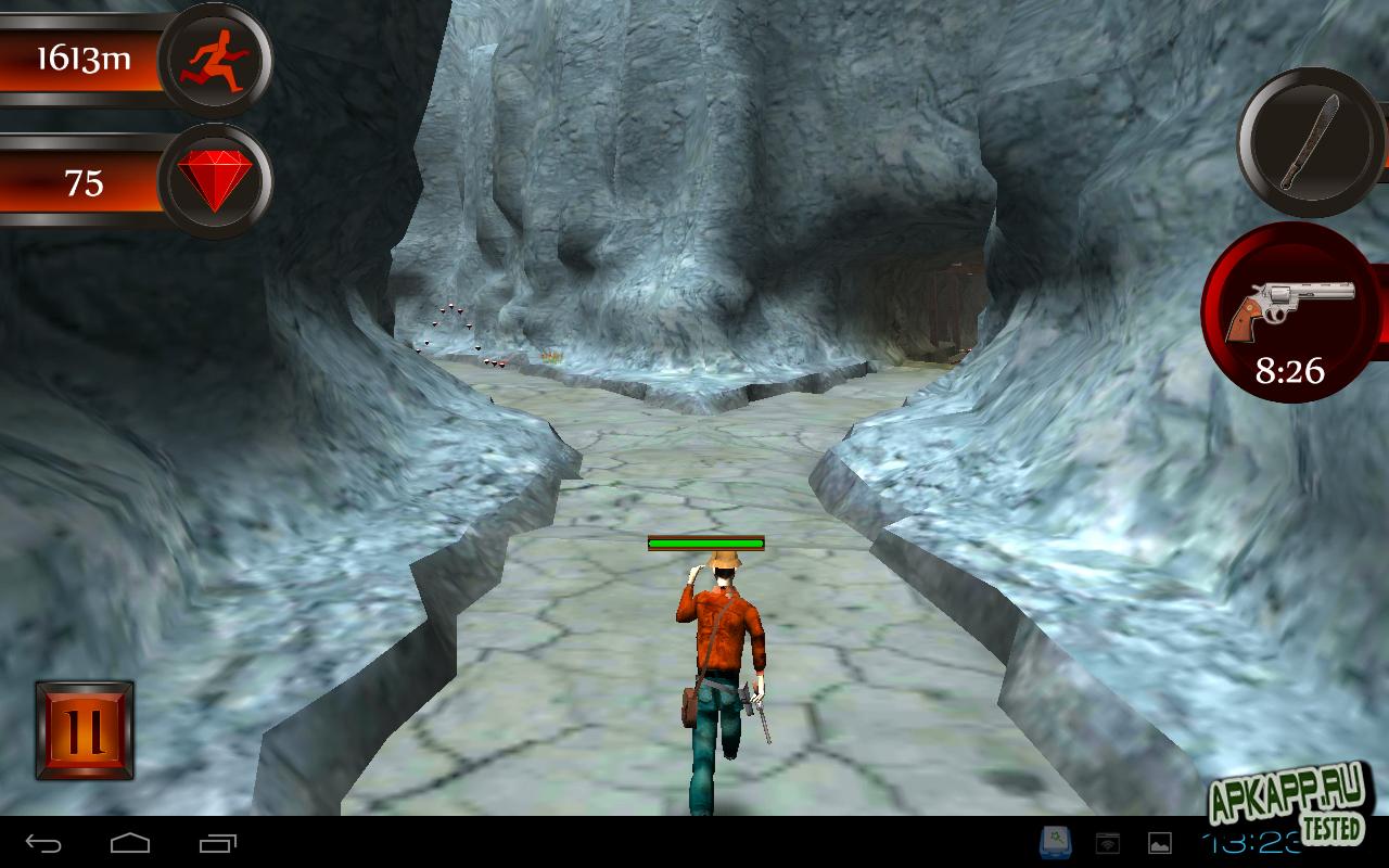 """Игра """"Cave Escape"""" на Андроид"""
