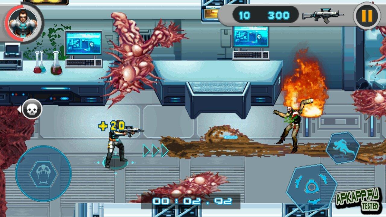 """Игра """"Alien Quarantine"""" на Андроид"""