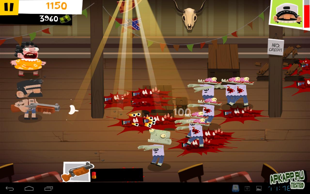 """Игра """"Redneck Revenge"""" для планшетов на Android"""
