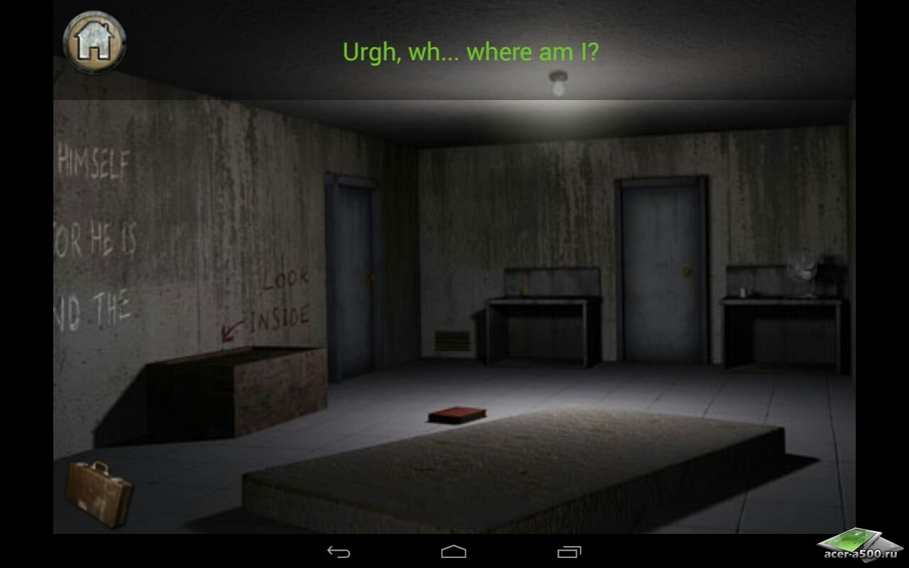 """Игра """"Forever Lost: Episode 1 SD"""" на Андроид"""