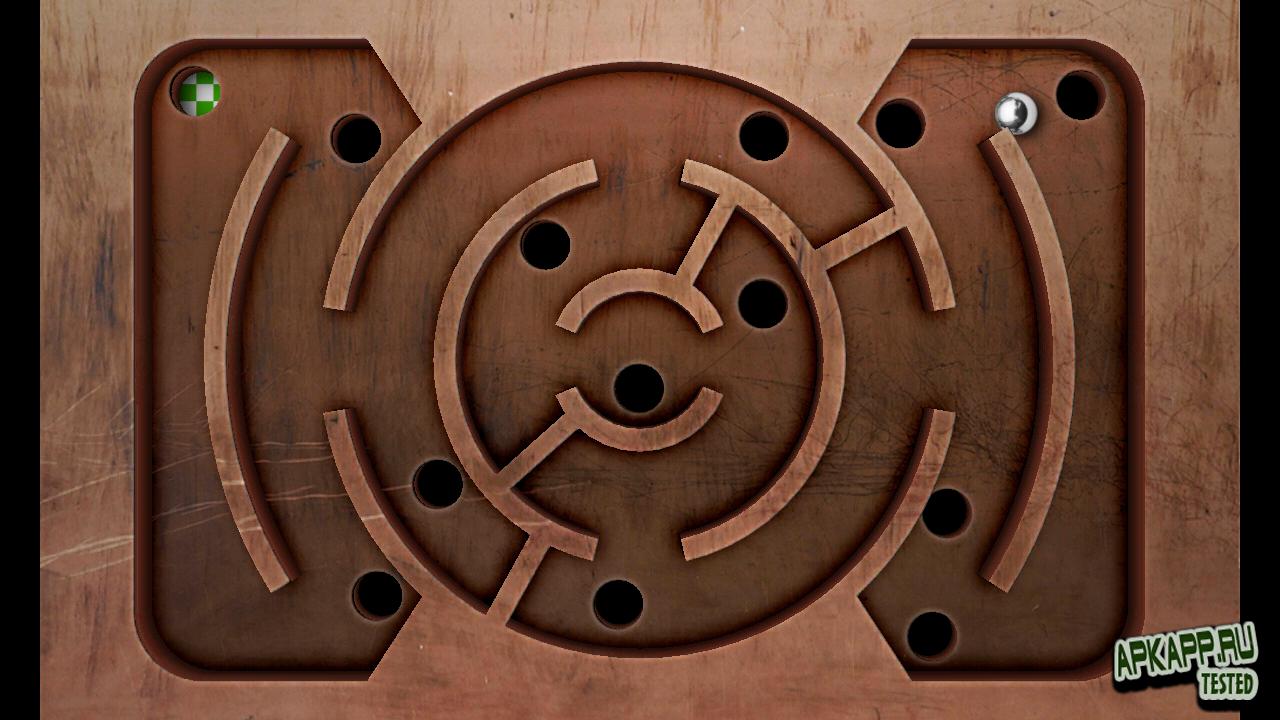 """Игра """"Labyrinth Game"""" на Андроид"""