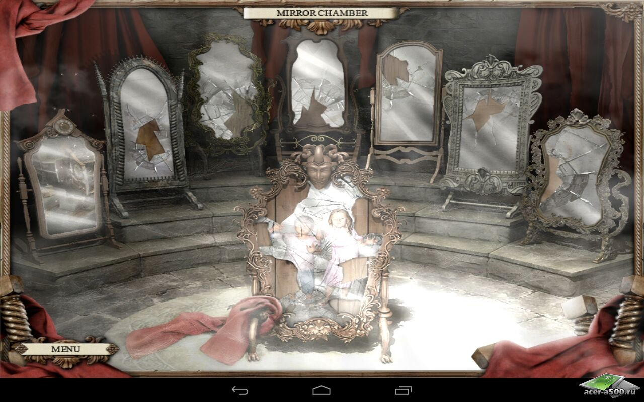 "Игра ""Mirror Mysteries"" для планшетов на Android"