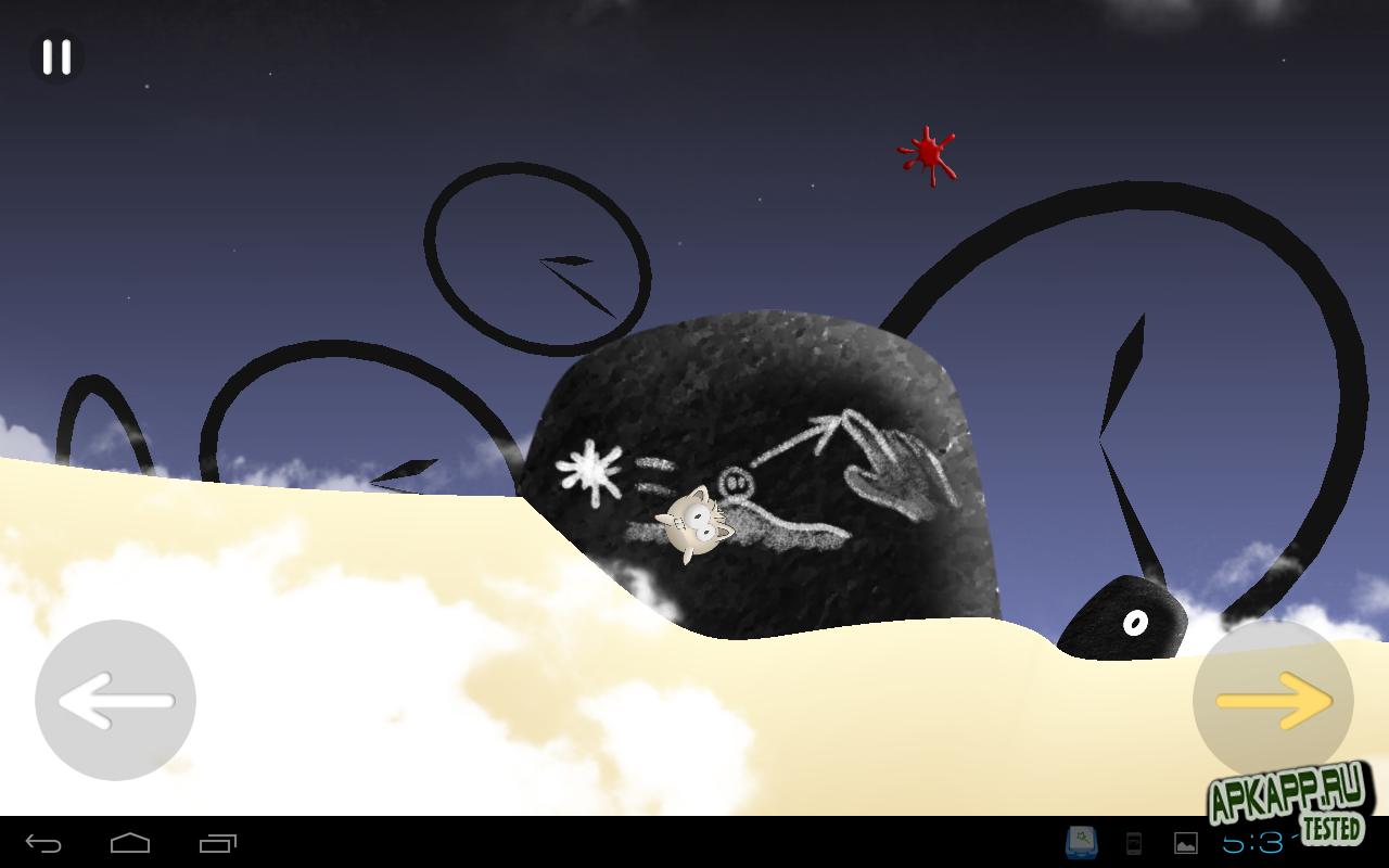 """Игра """"Micy Roll"""" для планшетов на Android"""