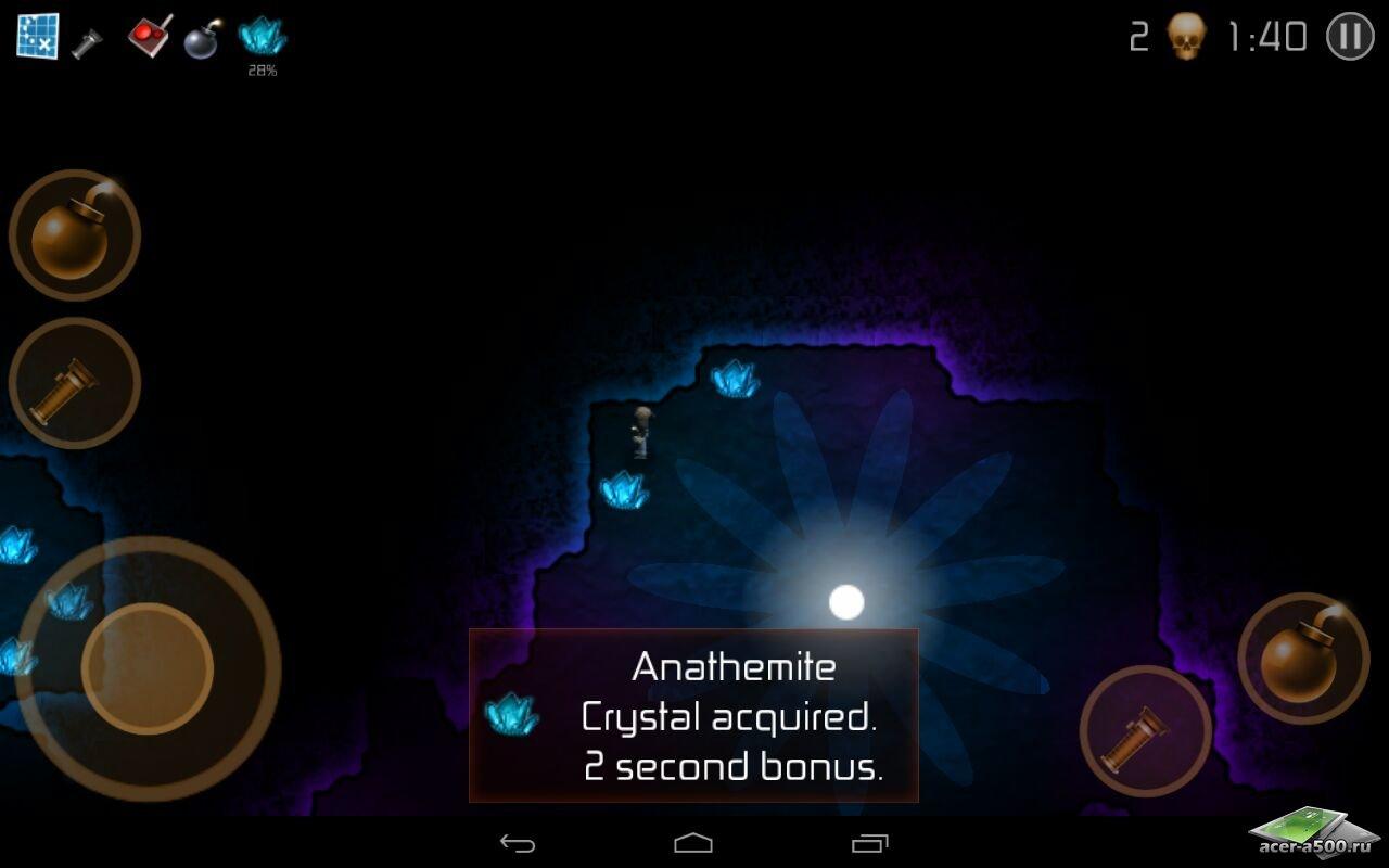 """Игра """"Dynamite Jack"""" для планшетов на Android"""