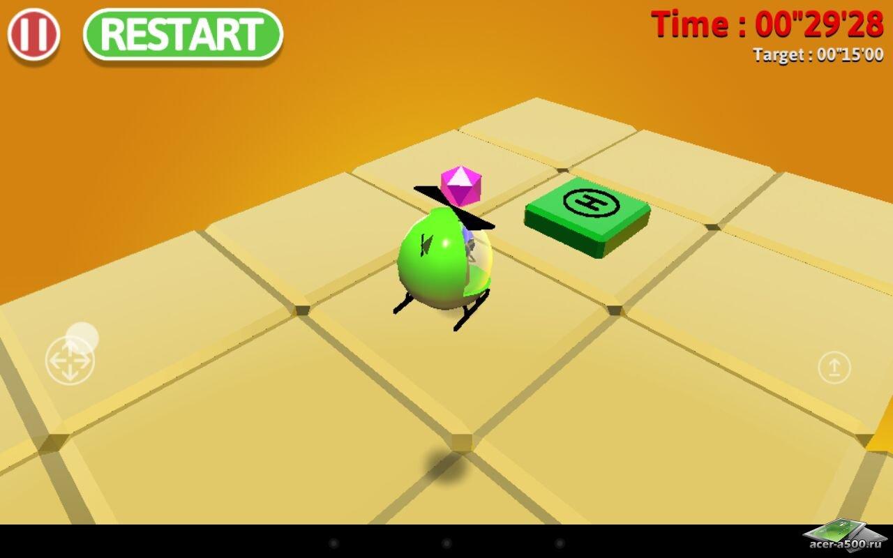 """Игра """"Chopper Mike"""" для планшетов на Android"""