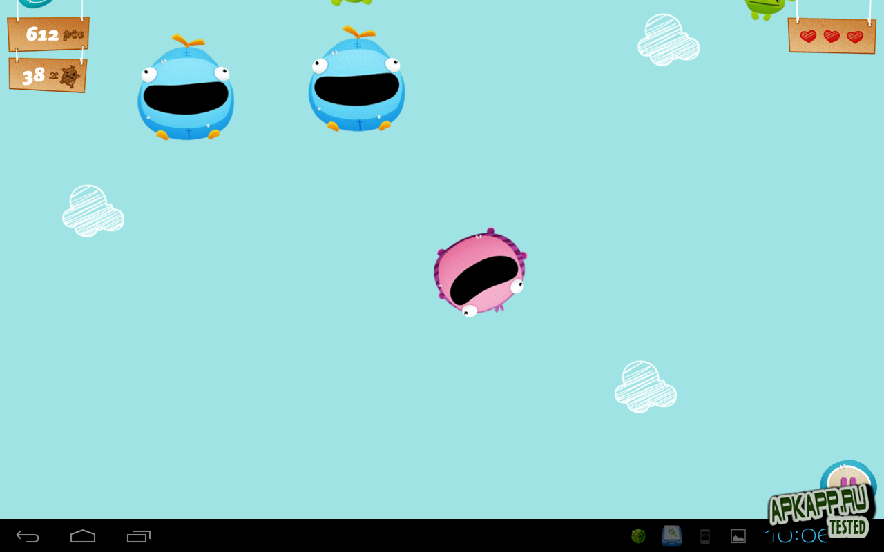 "Игра ""Pluche Pluche"" для планшетов на Android"
