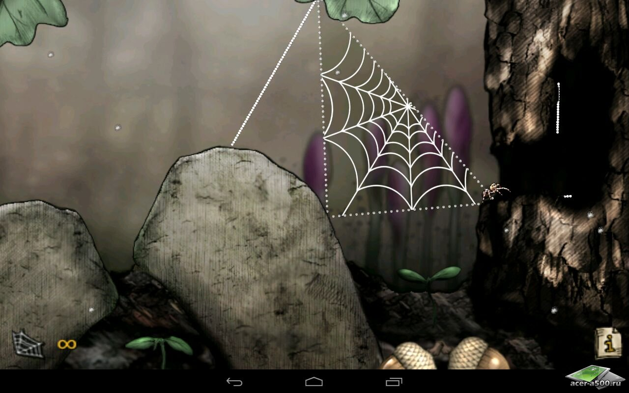 "Игра ""Spider: Secret of Bryce Manor"" для планшетов на Android"
