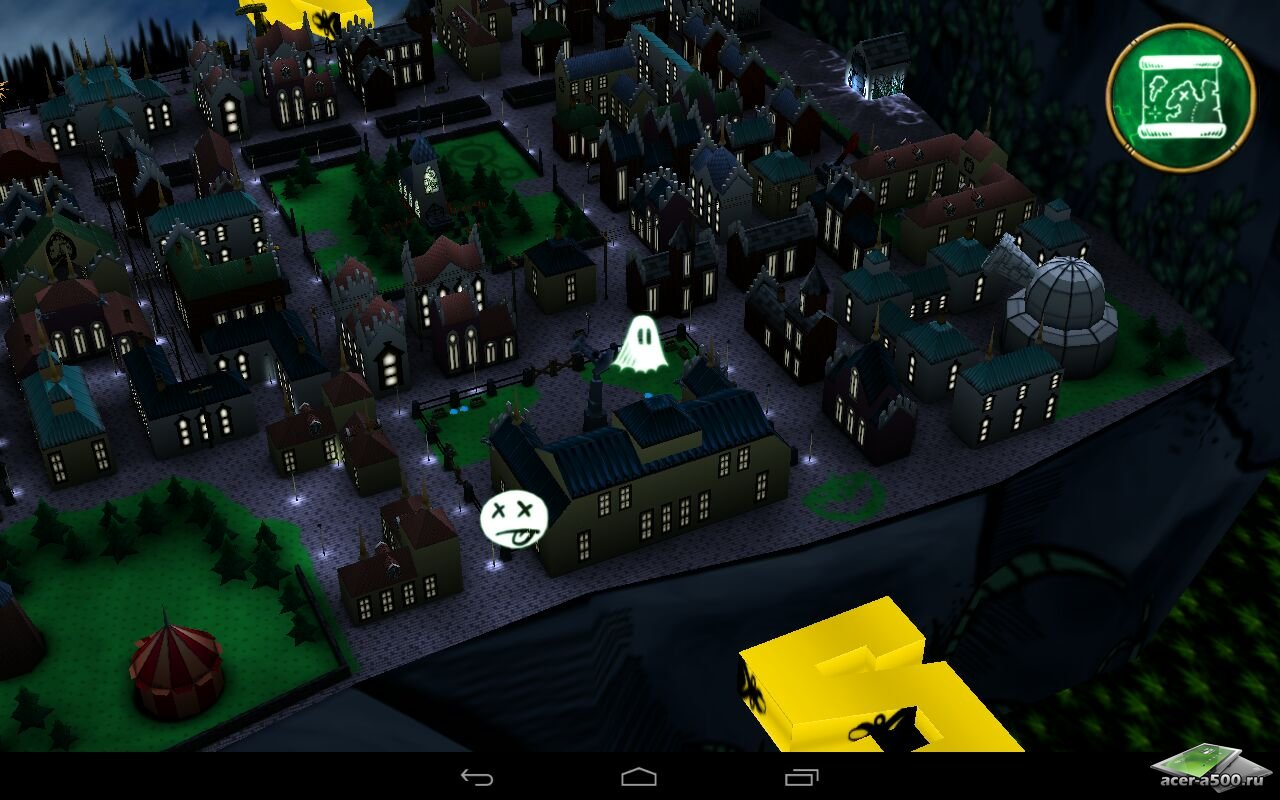 "Игра ""The Spookening"" на Андроид"