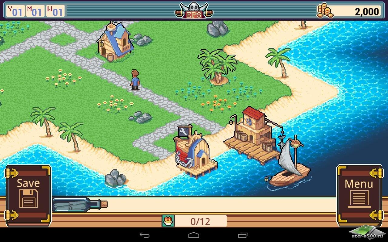"Игра ""Epic Pirates Story"" для планшетов на Android"