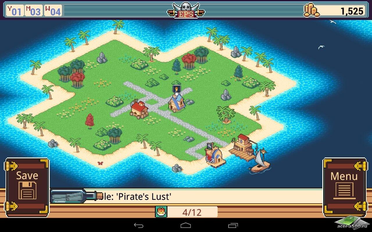 """Игра """"Epic Pirates Story"""" на Андроид"""
